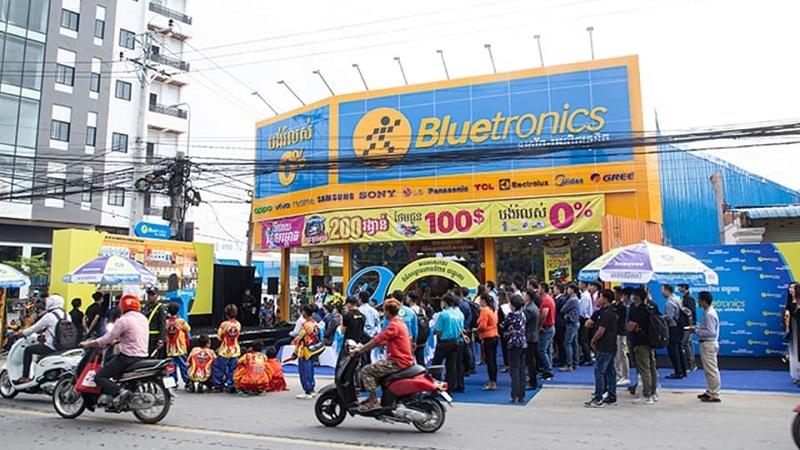 Tầm nhìn của MWG khi cán mốc 20 cửa hàng Điện Máy Xanh tại Campuchia