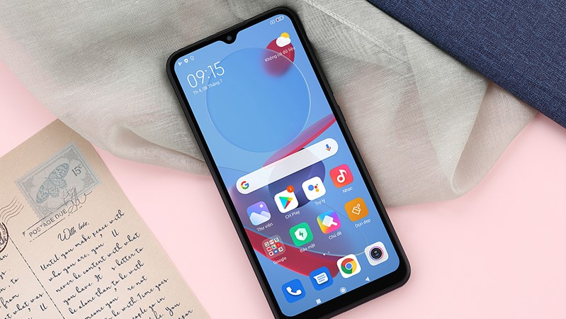 Xiaomi Redmi 9A adds 6GB RAM and 128GB internal memory, the price is still good at only about 3.3 million