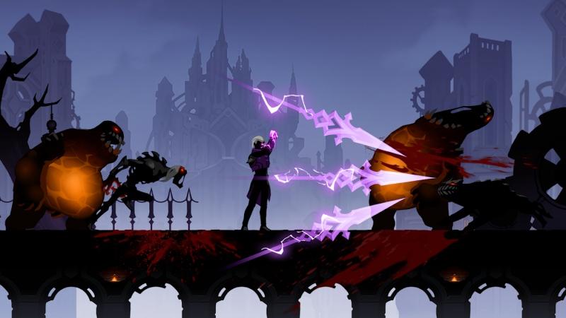 Hình ảnh trong game Shadow Knight