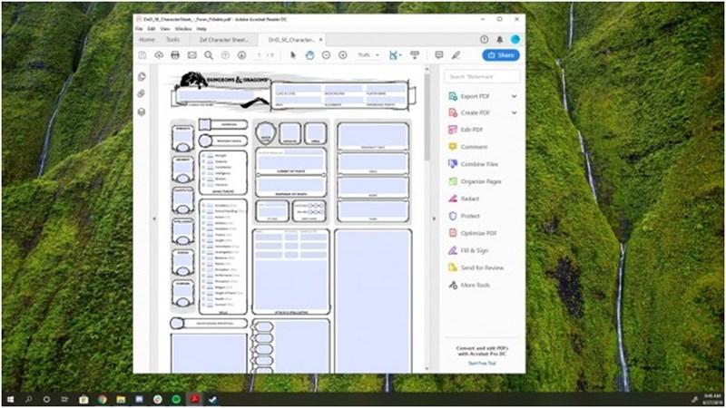 Tải xuống Adobe Acrobat Reader DC cho PDF