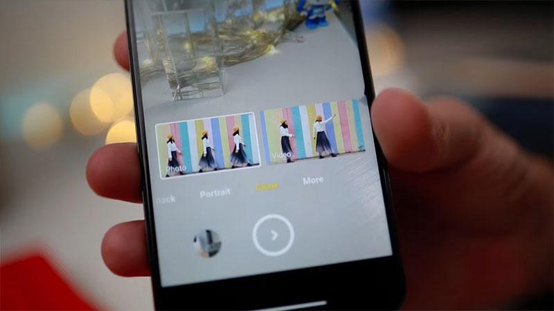 Tính năng Photo Clones chuyên dụng trên Xiaomi Mi 10T Pro
