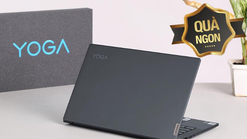Laptop Lenovo Yoga Slim 7 14IIL05 i7 1065G7/8GB/512GB Win 10 (82A100FKVN)