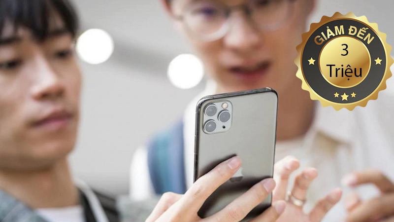 Ưu đãi tháng 10 cực lớn cùng giảm giá sốc cho các mẫu iPhone
