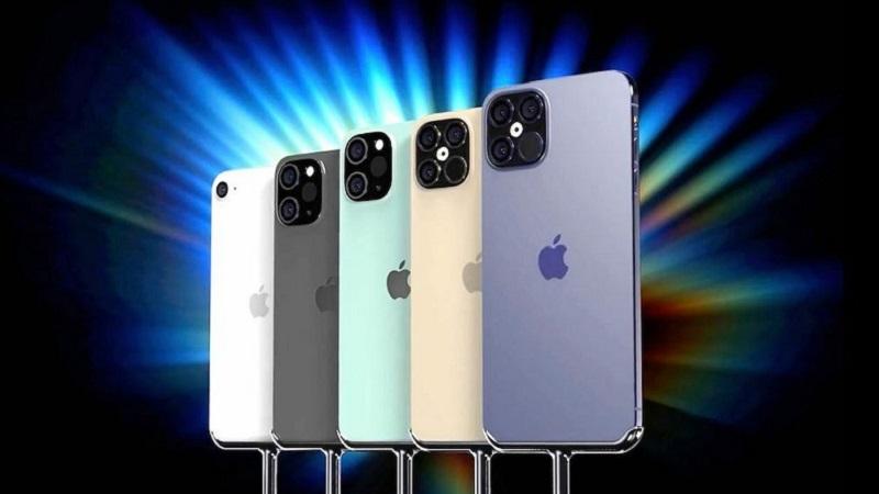 Ảnh minh họa iPhone 12