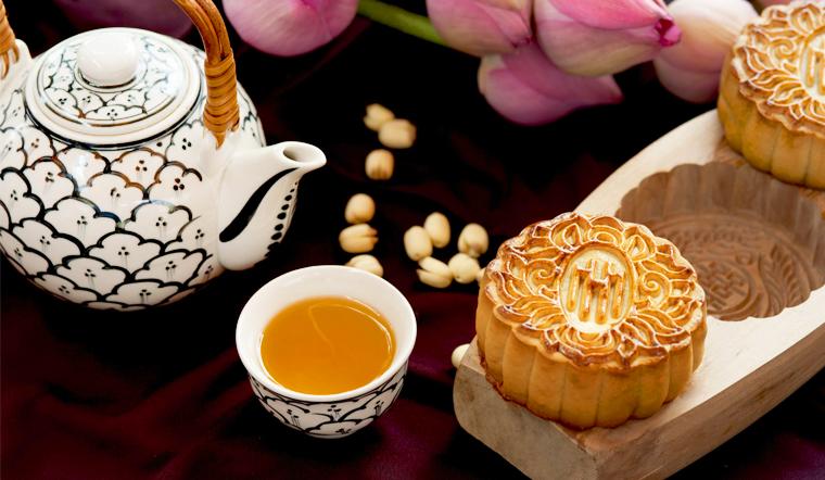 Vì sao ăn bánh trung thu phải uống trà thì mới ngon?