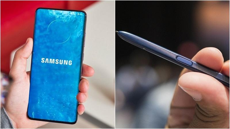 Dòng Galaxy S21 có thể đi kèm bút S-Pen