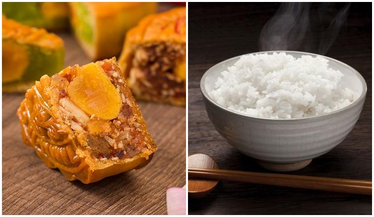 Bạn có biết ăn 1 chiếc bánh trung thu tương đương với ăn bao nhiêu chén cơm?