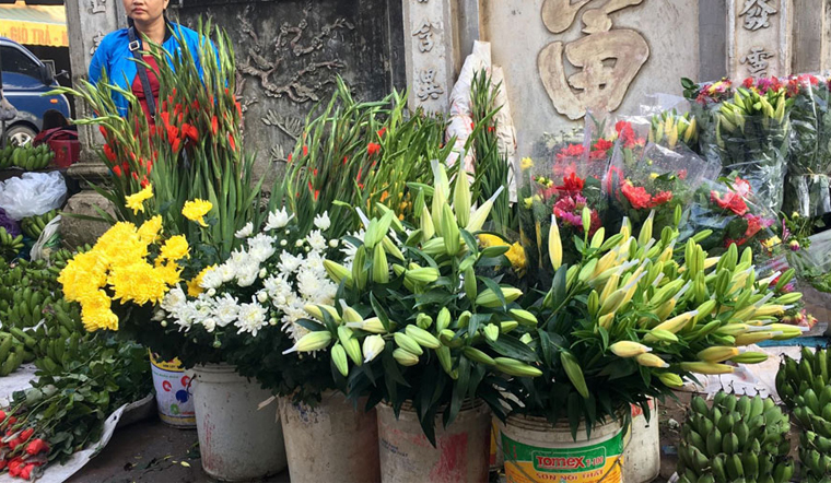Nên mua hoa gì để cúng rằm trung thu?