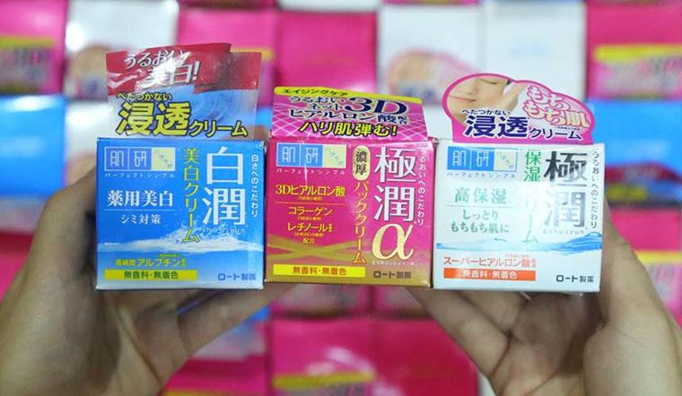 So sánh kem dưỡng da Hada Labo nội địa Nhật và Việt Nam, loại nào tốt hơn?