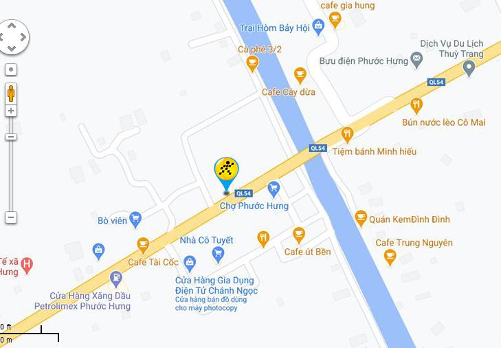 ĐMS_TVI - Phước Hưng
