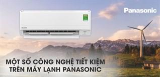 Tiết kiệm điện bẳng trí thông minh nhân tạo trên máy lạnh Panasonic