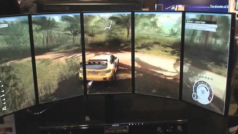 Với MST việc hiển thị đa màn hình trở nên dễ dàng