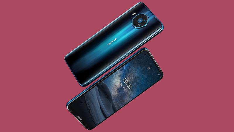 Chuẩn bị mở bán Nokia 2.4, Nokia 8.3