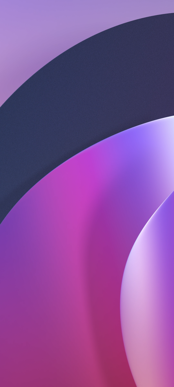 Hello OnePlus 8T with a set of super virtual wallpapers ...