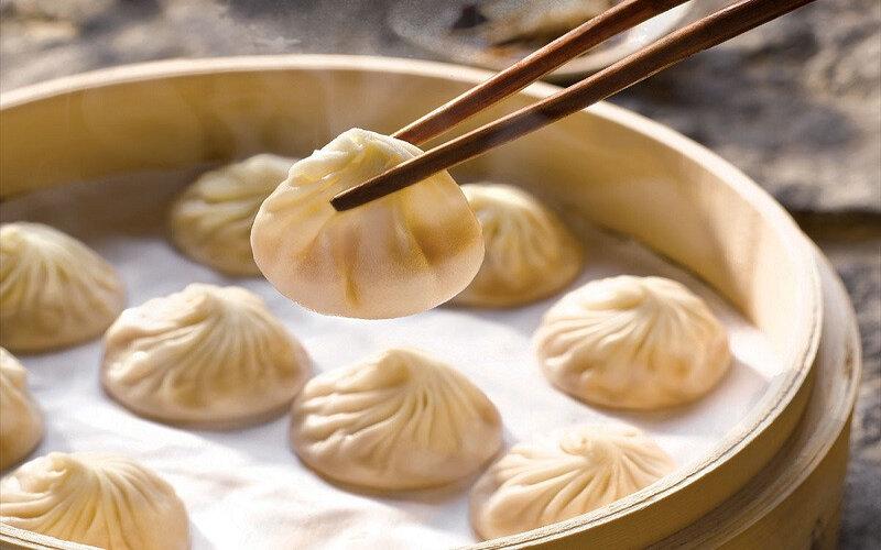 Xiao Long Bao - bánh bao trong lồng nhỏ