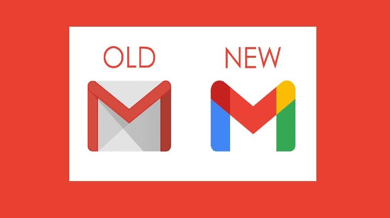 Gmail chính thức có logo mới, tạm biệt hình ảnh phong bì quen thuộc