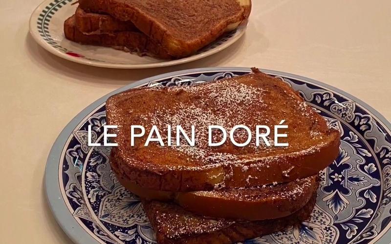 Thương hiệu bánh Le Pain Dore