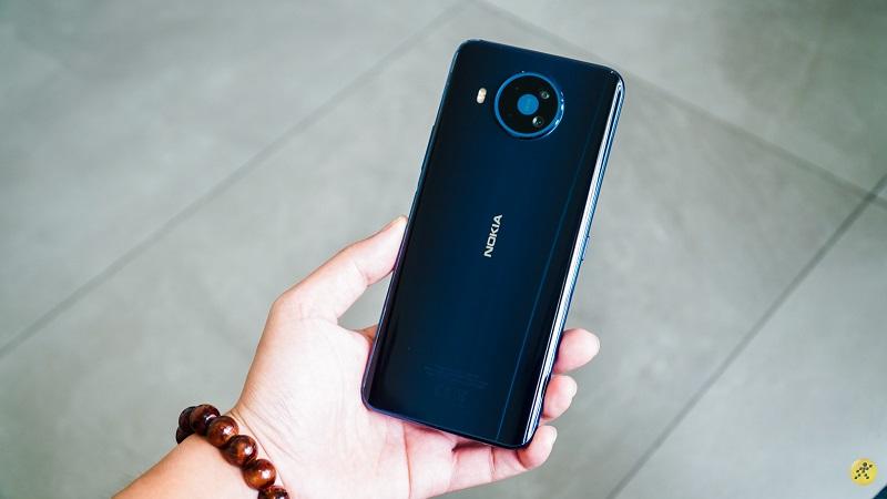 Nokia 8.3 5G ra mắt tại VN: Màn hình lớn, camera tốt, giá 12.99 triệu
