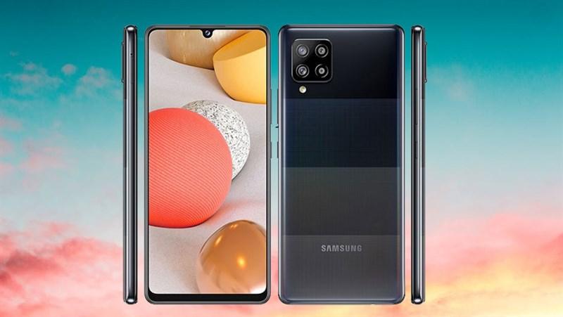 Samsung chính thức xác nhận toàn bộ thông số cấu hình của Galaxy A42 5G: Chip Snapdragon 750G, pin 5.000 mAh, 4 camera sau…