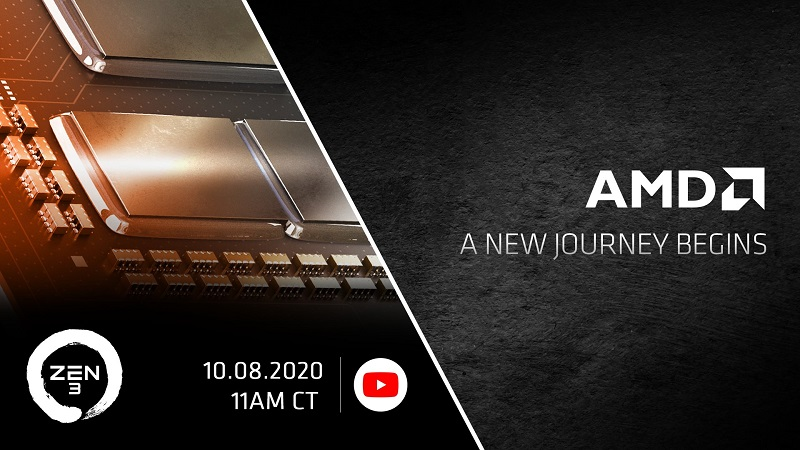 AMD launches AMD Ryzen 5000 Series desktop processors that deserve the world's fastest gaming CPU