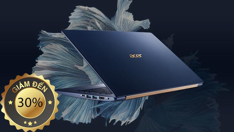Top 5 laptop Acer đáng mua nhân ngày vàng giảm giá