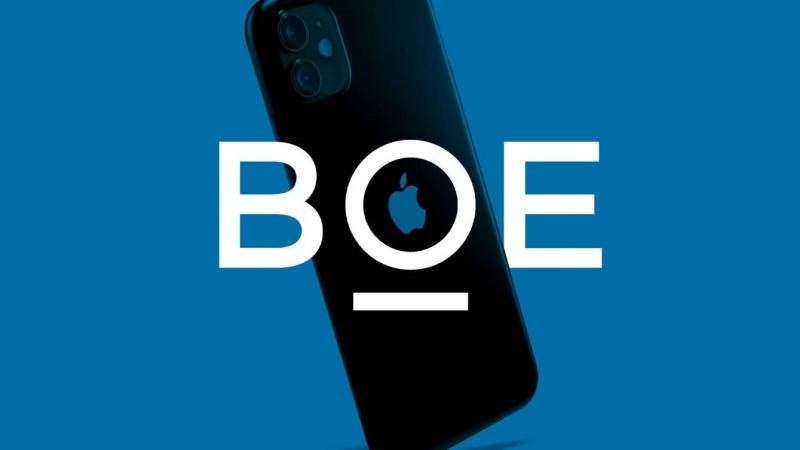 BOE cung cấp màn hình OLED cho iPhone 12