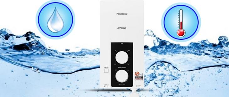 Máy nước nóng Panasonic DH-4RP1VW 4500W