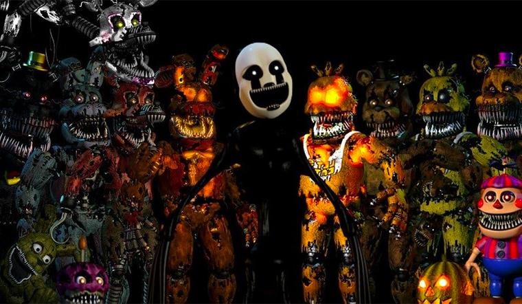 Điểm danh 10 tựa game kinh dị, cực gây cấn cho mùa Halloween