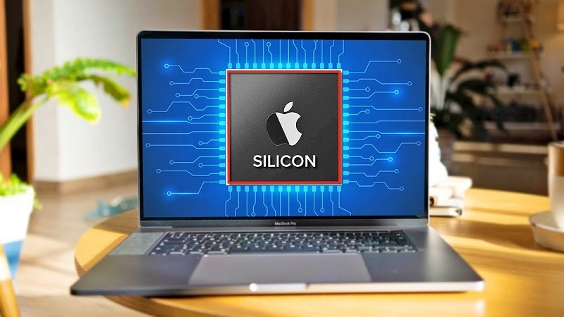 Apple Silicon chips on new MacBook lines