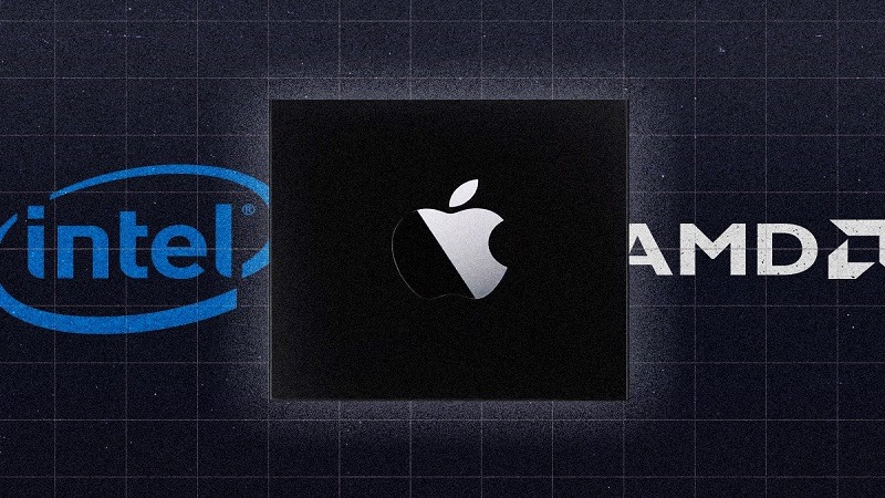 Will Apple Silicon be a rival of Intel and AMD?
