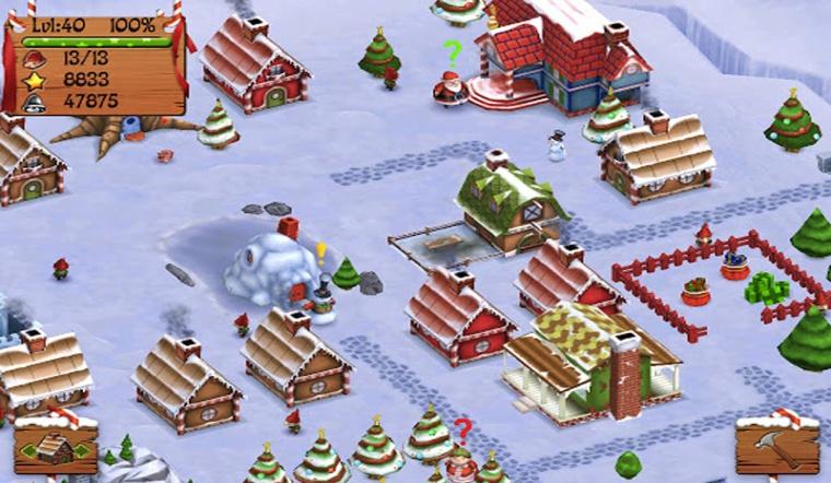 10 tựa game Noel hay ho nhất trên điện thoại dành cho mùa Giáng Sinh 2021