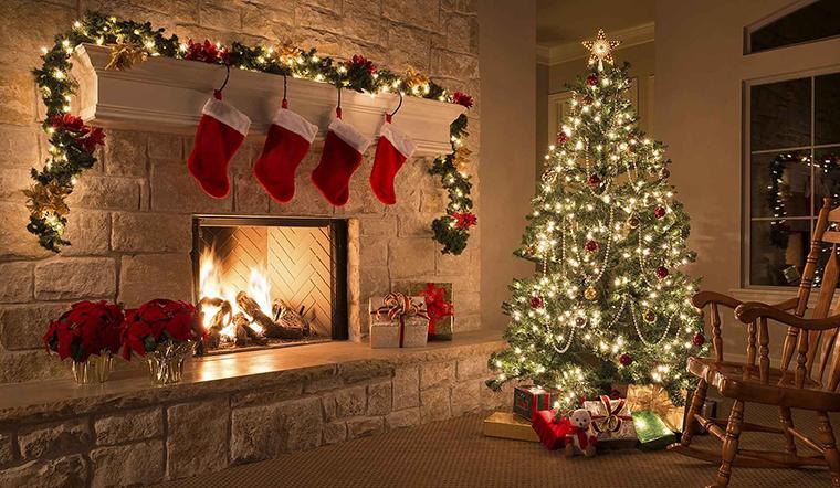 20 ý tưởng trang trí cây thông Noel trong nhà đơn giản nhưng vẫn đẹp mắt, ấn tượng