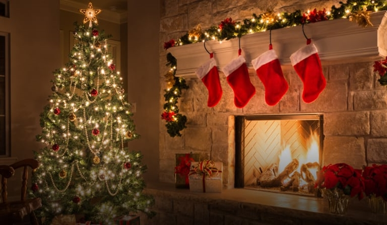 Những ý tưởng trang trí Noel đẹp mắt và ấn tượng nhất 2020