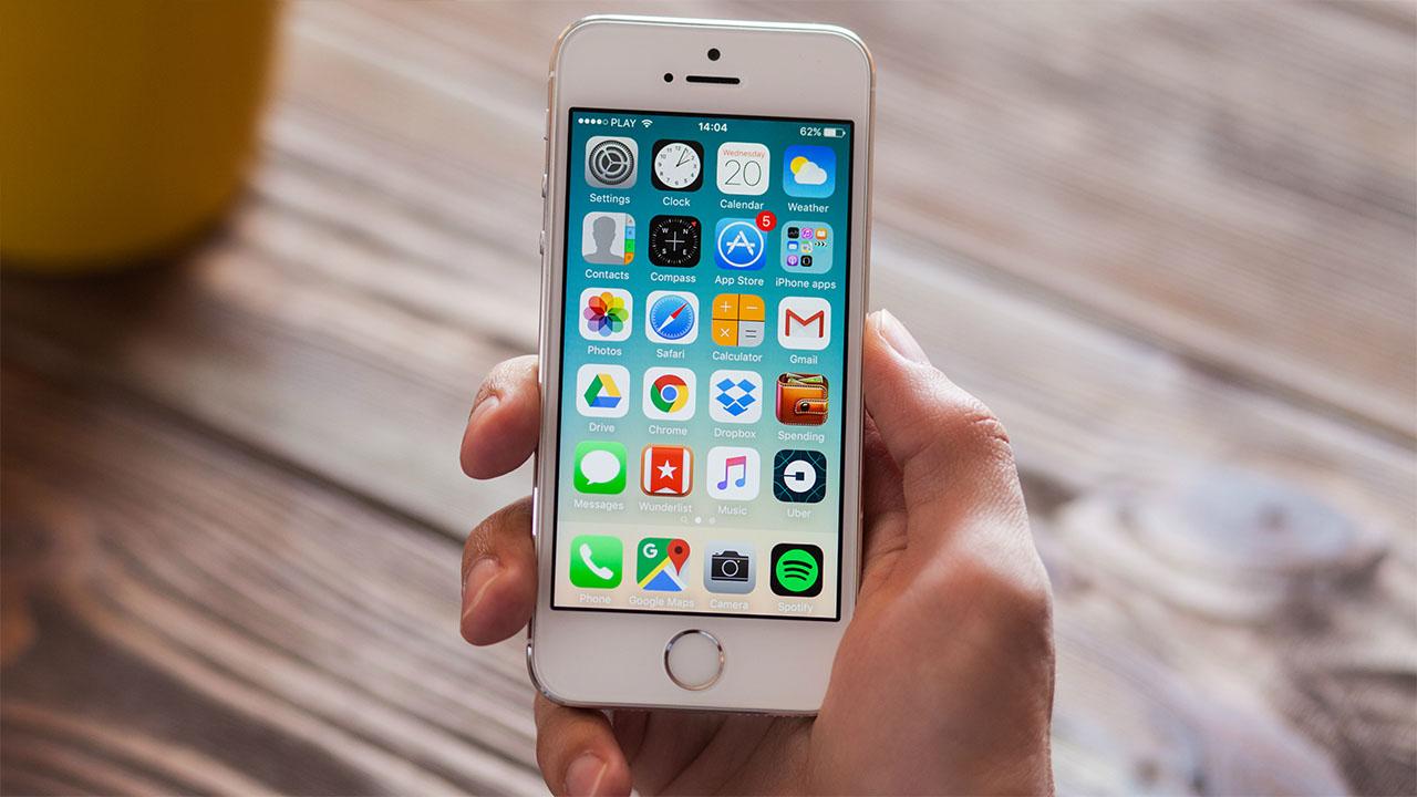 Thiết kế của iPhone SE ngày xưa