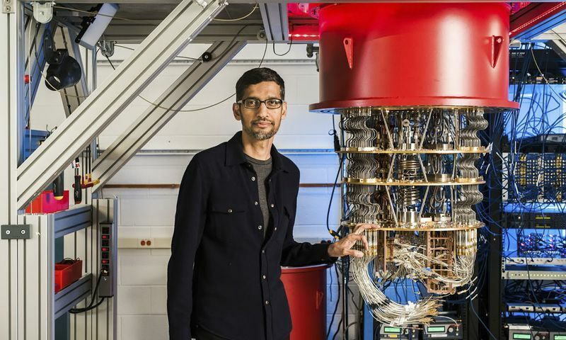 Quantum computers can easily break any key chain according to today's conventional algorithms