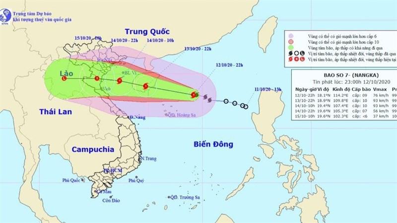Cách cập nhật tình hình mưa lũ tại miền Trung bằng Zalo cực nhanh và chính xác nhất
