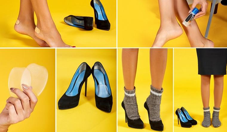 Vấn đề rắc rối nào liên quan tới giày cũng được giải quyết nếu bạn bỏ túi 15 mẹo này