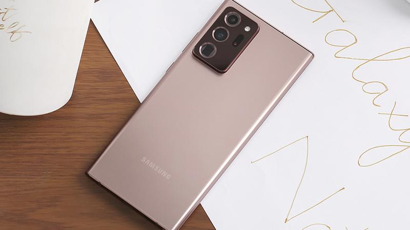 Ưu đãi đặc biệt trị giá 4 triệu đồng dành cho chủ sở hữu của Galaxy Note 20 Ultra và Ultra 5G