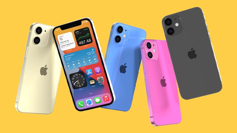 iPhone 12 Series lộ toàn màu sắc trước thềm ra mắt, bạn thấy sao?