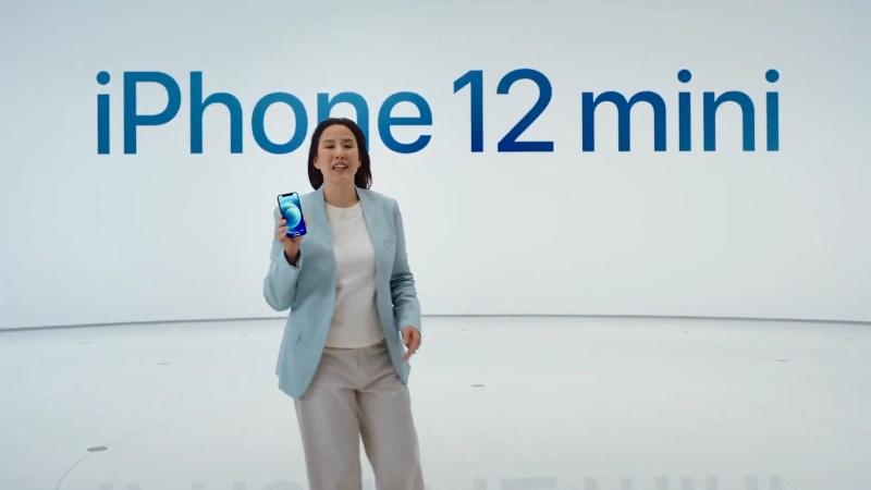 iPhone 12 mini ra mắt: Dùng chip A14 Bionic, hỗ trợ 5G, nhỏ gọn nhất dòng iPhone 12, giá từ 16.2 triệu đồng