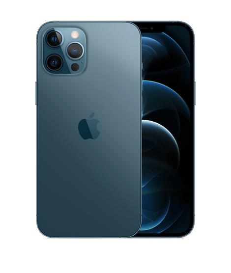 iPhone 12 Pro Max màu xanh dại dương