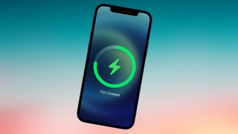 Thời lượng pin dòng iPhone 12