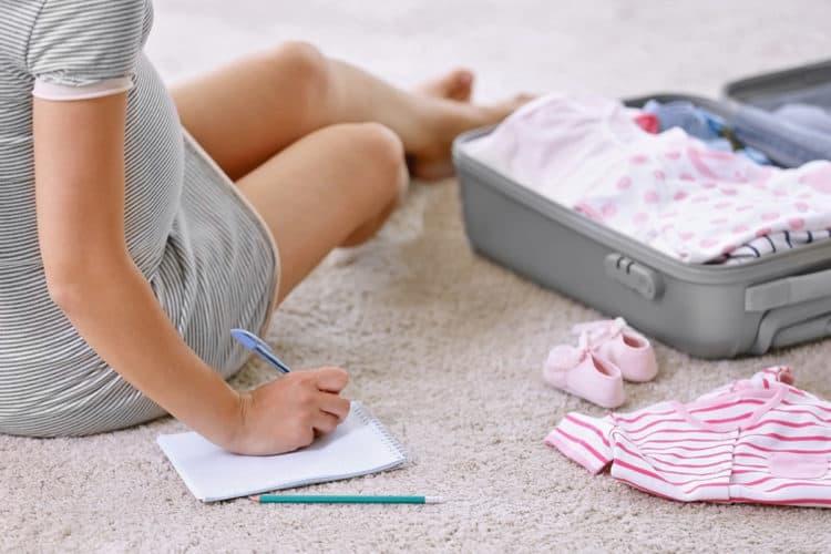 Trang phục khi sinh
