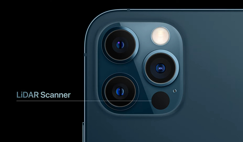 What is LiDAR? What is LiDAR Scanner? Which can make the camera on the iPhone 12 Pro and iPhone 12 Pro Max so different?