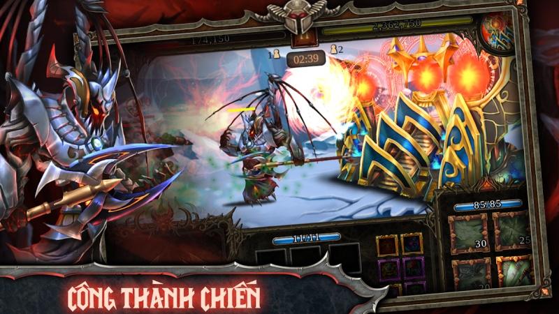 Thần tướng - Epic Heroes: Shadow Stick man - VIP