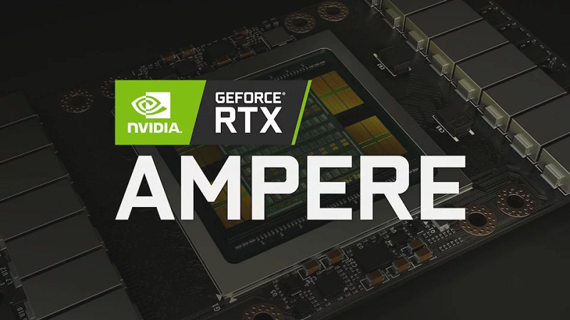 RTX Ampere series of graphics cards