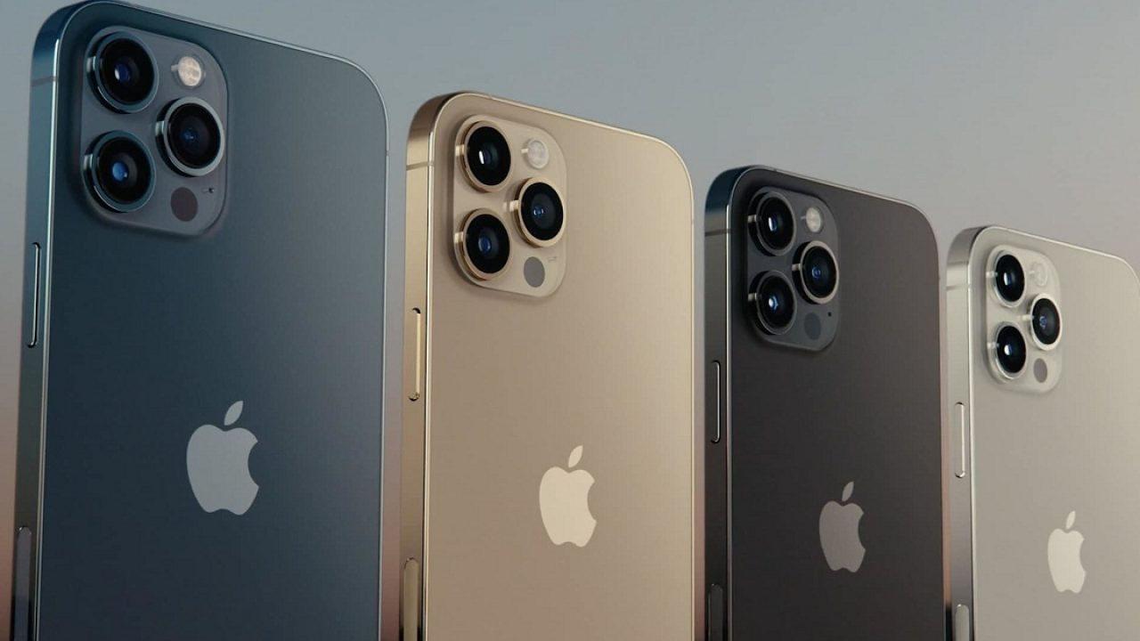 Thiết kế khung máy của iPhone 12 Pro Max