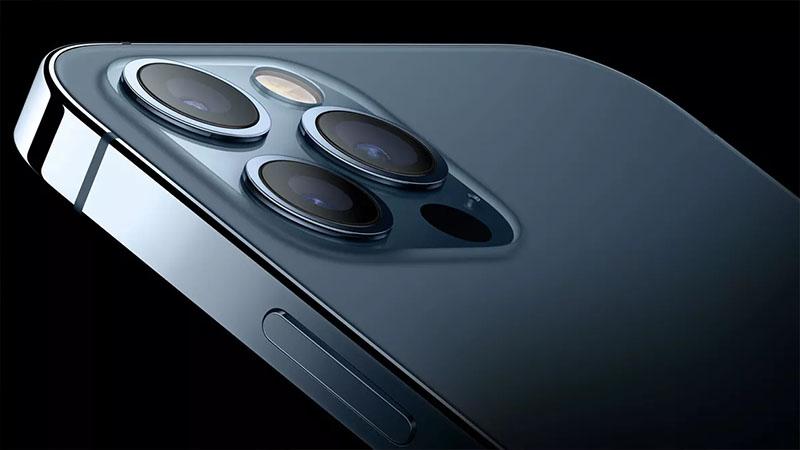 iPhone 12 Pro Max có camera được nâng chất