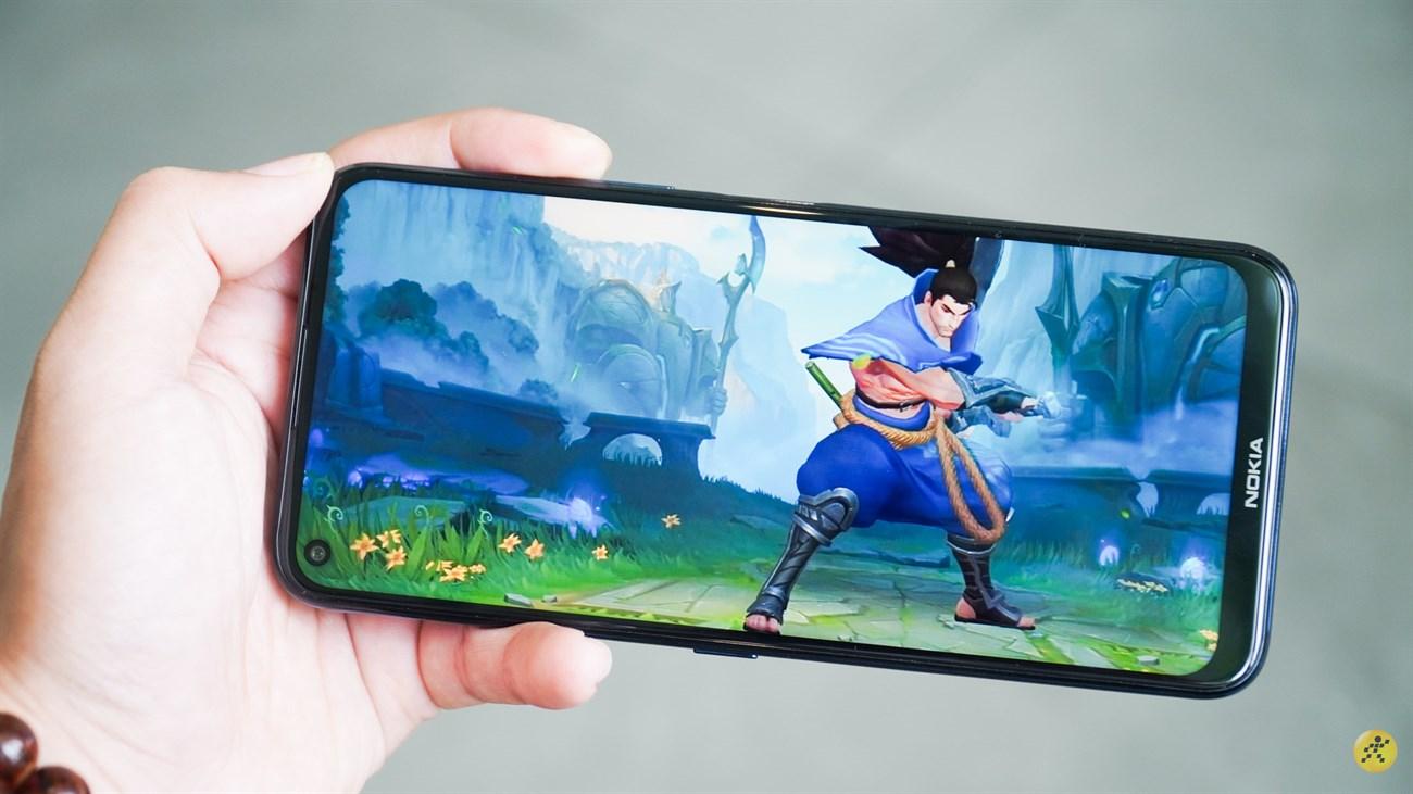 Nokia 8.3 5G mang đến hiệu năng mượt mà