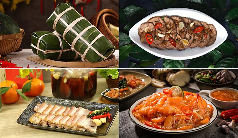 10 món ăn quen thuộc mà nhà nào cũng ăn vào ngày tết ở miền Trung